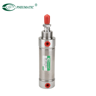 32mm Bore 30mm Stroke All Stainless Steel Round Pneumatic Cylinders for Food Industry
